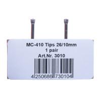 Запасний електрод - голка 26/10 мм (2 шт.) для вологоміра Exotek MC-410