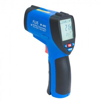 Пирометр инфракрасный для высоких температур FLUS IR-863 (-50…+1650)