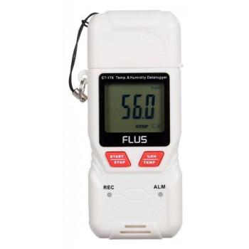 Даталоггер температури вологості термогігрометр Flus ET-176