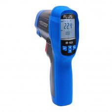 Пирометр для высоких температур с термопарой Flus IR-823 (-50…+1350)