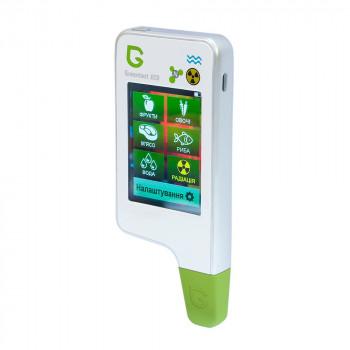 Нітратомір ANMEZ Greentest-ЕСО-5 (3 в 1) + дозиметр + тестер жорсткості води