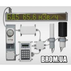 Вимірювач-сигналізатор СРК-АТ2327 АТОМТЕХ, Система Радіаційного Контролю