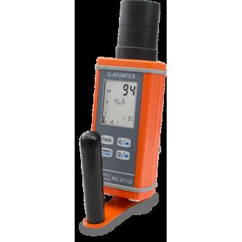 Дозиметр-радиометр МКС-АТ1125А АТОМТЕХ  (Измерение Удельной Активности, Бк/кг)