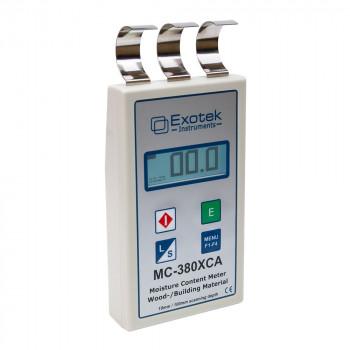 Професійний вологомір для деревини Exotek MC-380XCA