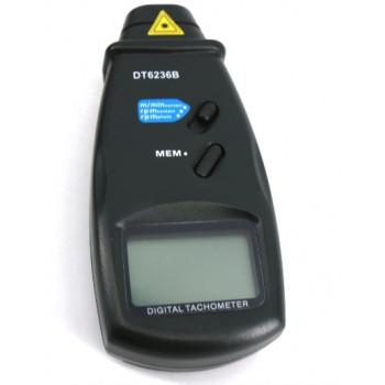 Тахометр DT6236B (лазерный и контактный) (SM6236E)