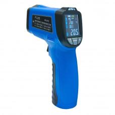 Пірометр безконтактний FLUS IR-818 (-50...+750) з кольоровим дисплеєм