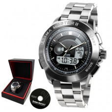 Годинник з дозиметром Gamma Master II (СИГ-РМ1208М)