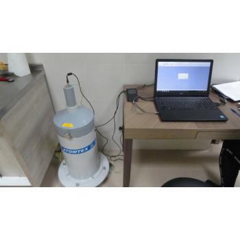 Гамма спектрометр, Бета спектрометр з методиками для Продуктів, Будматеріалів АТОМТЕХ