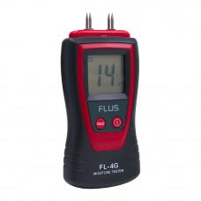 """Вологомір дерева голчастий Flus """"FL-4G"""" (5...90%, 4 голки)"""