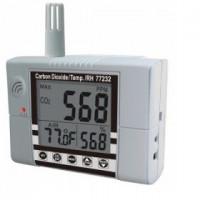 Стаціонарний газовий детектор/термогігрометр (СО2, RH, T) RS-232 AZ-77232