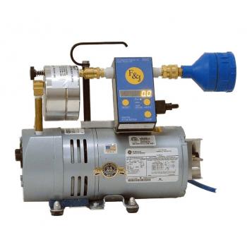 Переносний пробовідбірник повітря F&J DF-1E