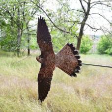 Визуальный отпугиватель птиц Хищник-3 (со штангой и поворотным кронштейном)