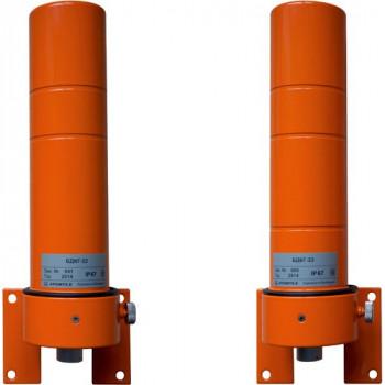 Блок детектування гамма-випромінювання БДКГ-22 (дозиметричний)