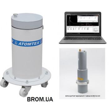 Гамма спектрометр МКС-АТ1315 АТОМТЕХ, спектрометр гамма излучения