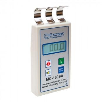 Професійний вологомір деревини Exotek MC-160SA