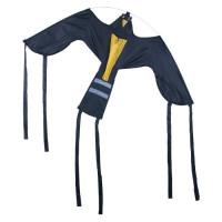 Визуальный отпугиватель птиц КРУК+телескопический удлинитель (флагшток)