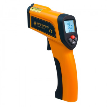 Пирометр с термопарой высокотемпературный Xintest HT-6896 (-50...+1350°C)