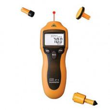 Тахометр оптичний/контактний (2 в 1) CEM АТ-8