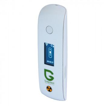 Мобільний нітратомір ANMEZ Greentest-ECO MINI для смартфона (3 в 1: тестер нітратів + радіації + води)