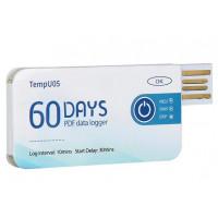 Одноразовий логгер - USB реєстратор температури TempU05 з виводом даних в PDF