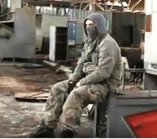 Взрыв на Чернобыльськой АЕС