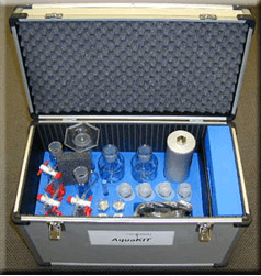 Набор AlphaKIT для измерения объемной активности радона в воде