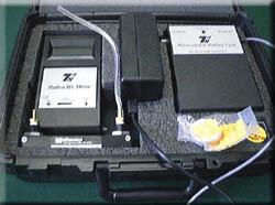 Дополнительный комплект оборудования для измерения концентрации дочерних продуктов распада радона