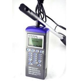 Анемометр-аналізатор телескопічний AZ-96792 - 4