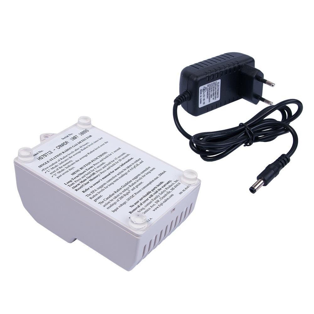 Сигнализатор-измеритель концентрации радона Safety Siren Pro Series3 - 1