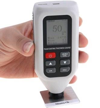 Товщиномір ЛКП (лакофарбових покриттів) HT-128 1300 мкм - 2