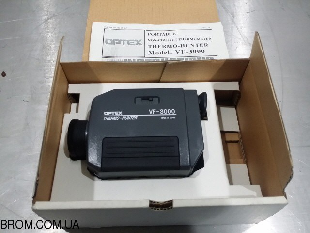 Инфракрасный термометр - пирометр OPTEX VF3000 (+400...+3000) - 1