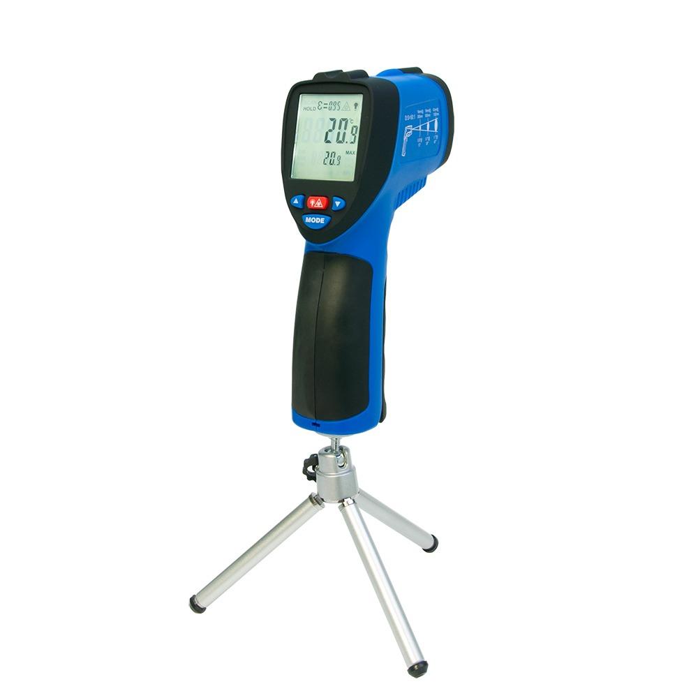 Инфракрасный термометр - пирометр FLUS IR-866 (-50…+2250) - 2