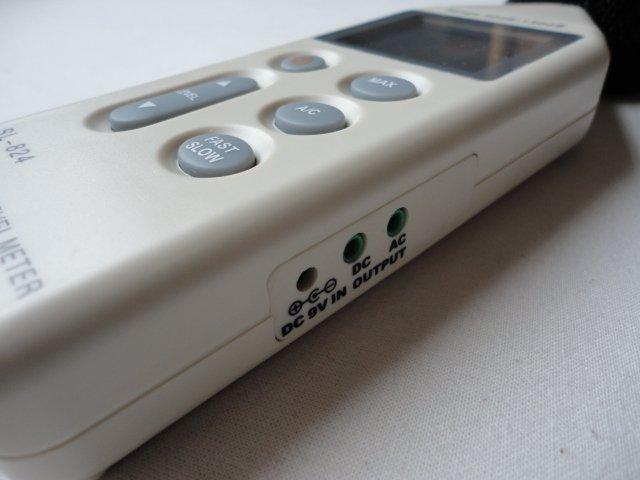 Шумомер SL824 - 2