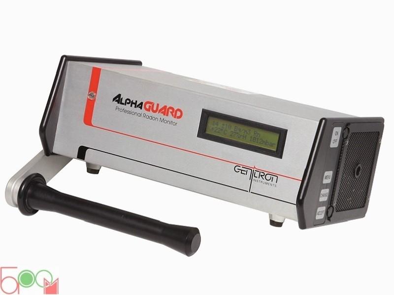 Професійний багатопараметричний радон-монітор AlphaGUARD PQ2000  (P1000F) - 1