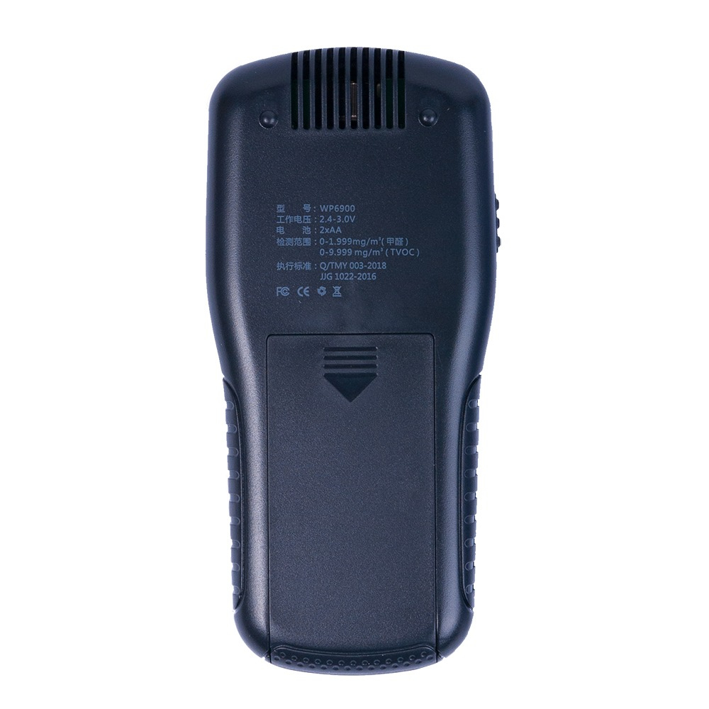 Цифровий детектор формальдегіду + аналізатор якості повітря WP6900 - 1