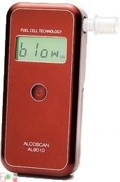 """Алкометр """"Alcoscan AL-9010"""" з принтером - 6"""
