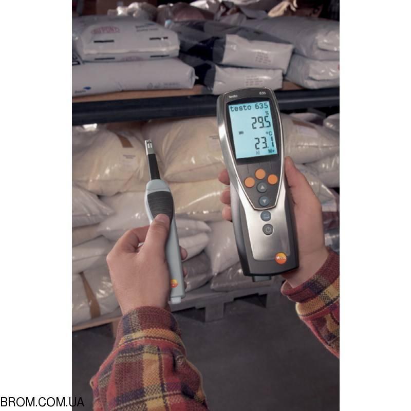 Термогигрометр testo 635-2 комплект - 4