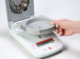 Анализатор влажности лабораторный (инфракрасный) Ohaus MB23 - 3