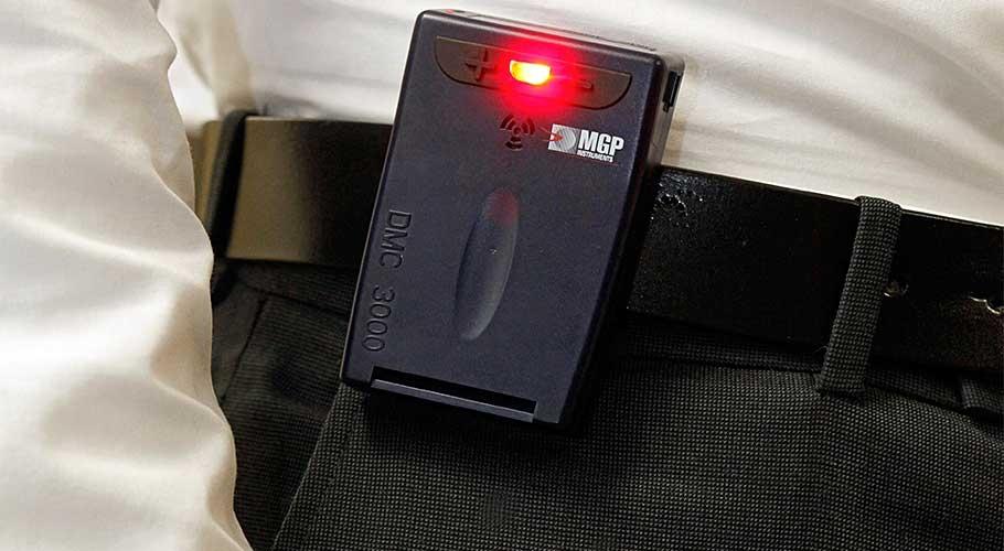 Индивидуальный (персональный) прямопоказывающий Гамма Бета Дозиметр DMC 3000 MIRION - 1