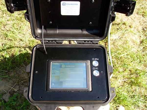 Портальний монітор швидкого розгортання PM5000C-05M - 2