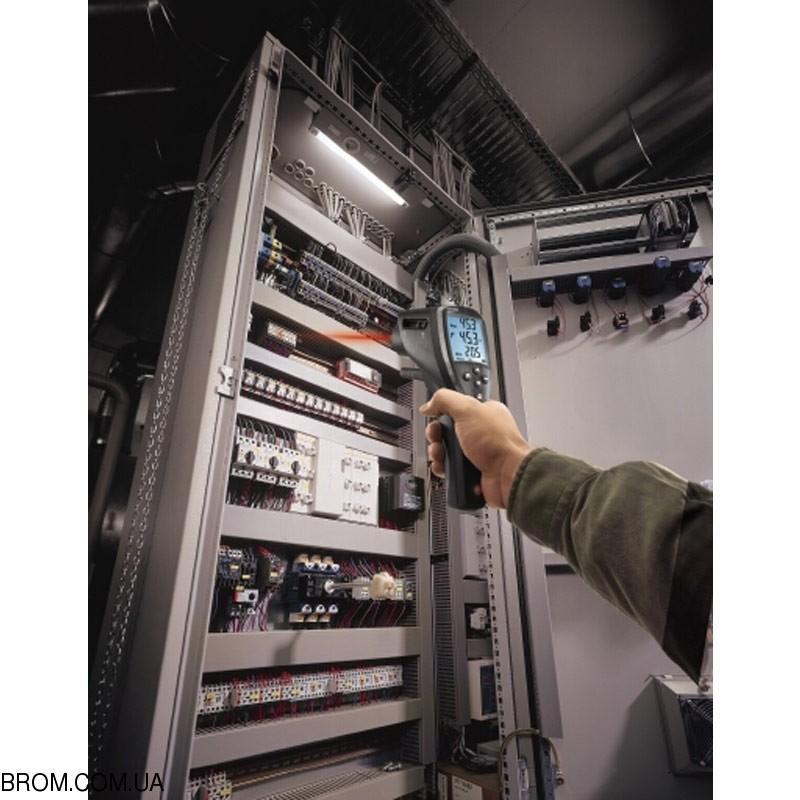 Инфракрасный термометр - пирометр testo 845 (-35...+950) - 7
