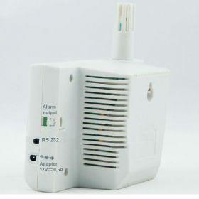 Стационарный газовый детектор/термогигрометр (СО2, RH, T) RS-232 AZ-77232 - 1