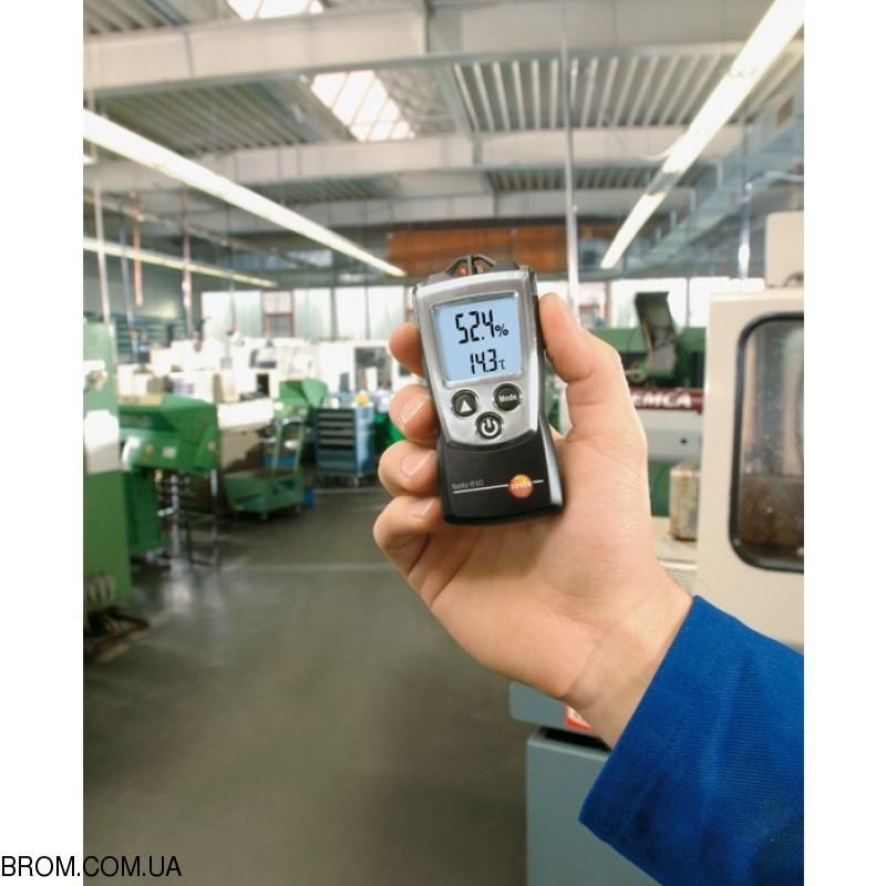 Термогігрометр testo 610 - 1