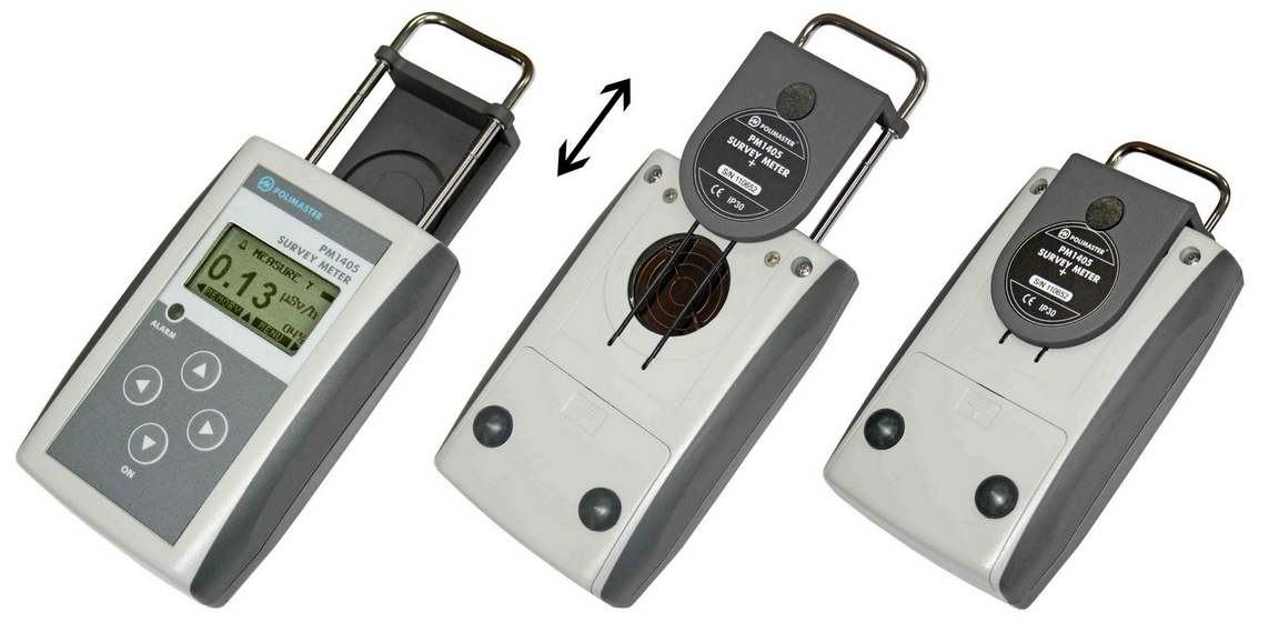 Дозиметр-радиометр МКС-РМ1405 - 1