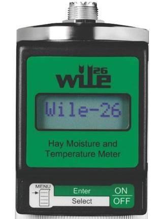 Вологомір для кормів Wile 26 - 1