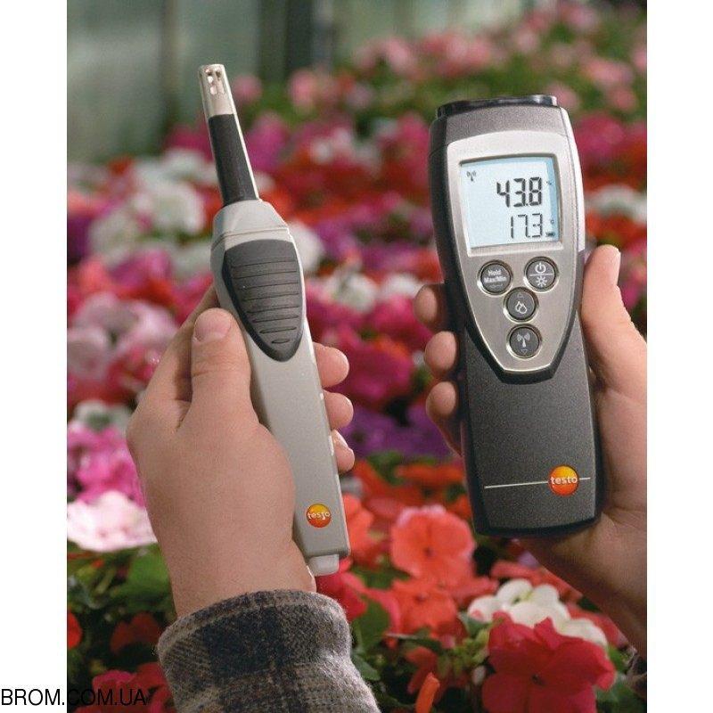 Термогігрометр testo 625 - 4