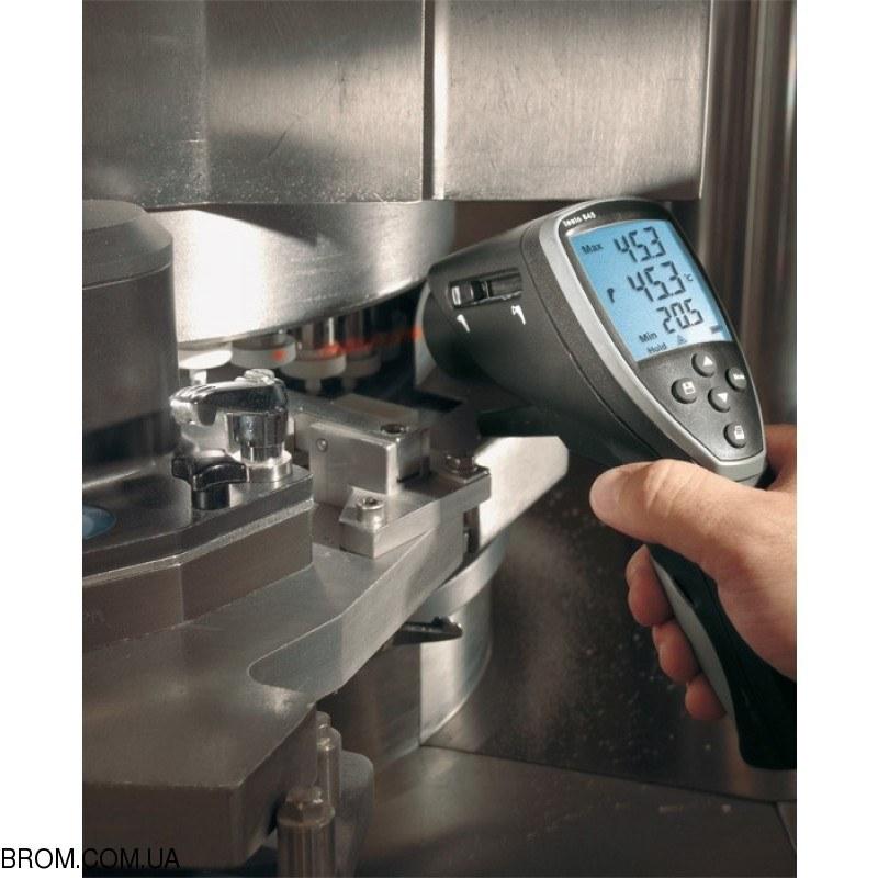 Инфракрасный термометр - пирометр testo 845 (-35...+950) - 8