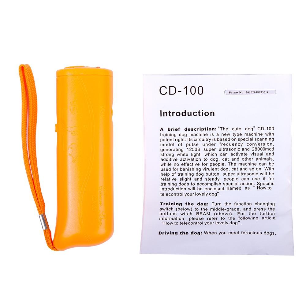 Ультразвуковой отпугиватель собак CD-100 - 3