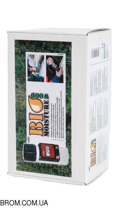 Вологомір деревини WILE BIO WOOD - 2