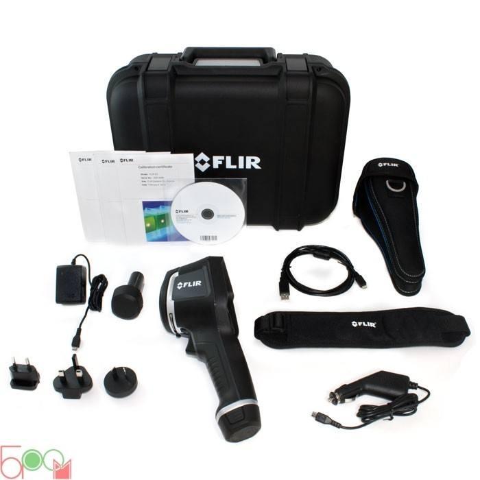 Тепловізор для енергоаудиту FLIR E4 - 4